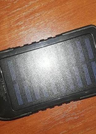 Solar Power Bank 2180mAh