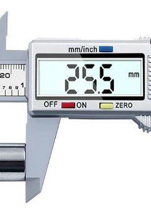 Штангенциркуль цифровой электронный 150 мм