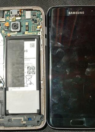 Samsung Galaxy S7 Edge SM-G935F разборка