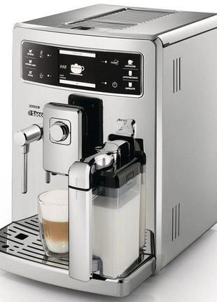 Кофемашина кофеварка Philips Saeco Xelsis Digital ID HD8946/09