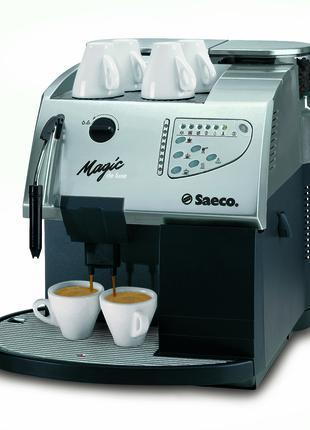 Кофемашина кофеварка Saeco Magic De Luxe б/у
