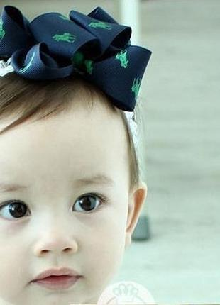 Повязка- ободок на голову для девочки