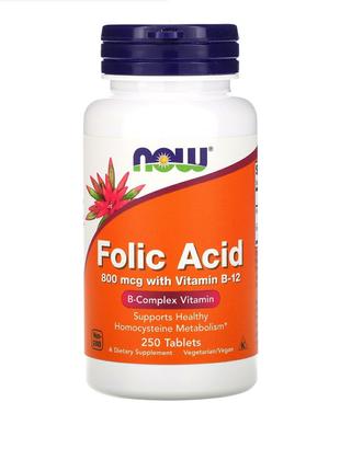 Фолиевая кислота с витамином В-12 (Folic acid with vitamin B-12)