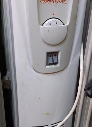 Масляный обогреватель Termostar (2 кВт)
