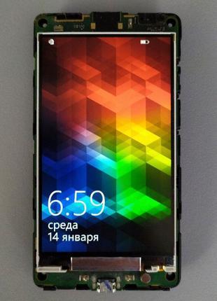 Дисплей Microsoft (Nokia) Lumia 435/532 (RM-1069/RM-1034) Ориг...