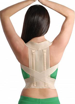 Корректор осанки с ребрами жесткости Модель 2011