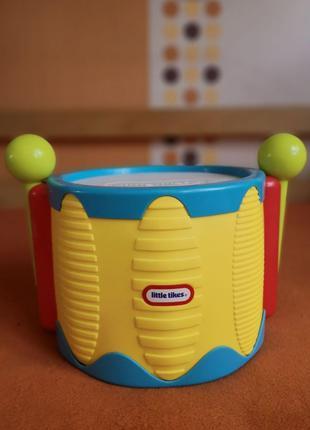 Музыкальная игрушка барабан Little Tikes