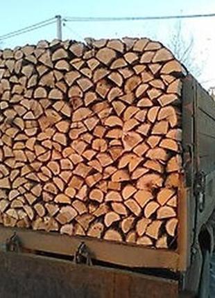 Продажа дров с доставкой по Борисполю Киеву и киевской обл.