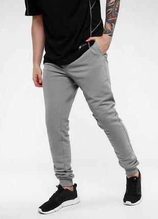 Спортивные штаны punch - jog, new grey