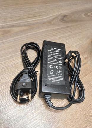 Зарядное устройство для электросамоката 24В (29,4В) Li-ion литий