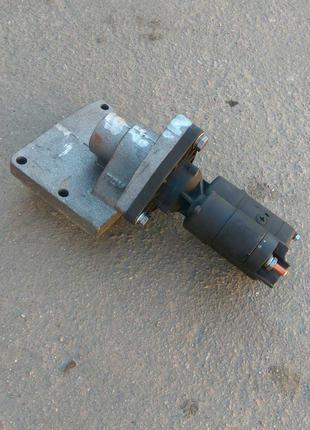 Переоборудование под стартер трактор МТЗ Двигатель Д-243