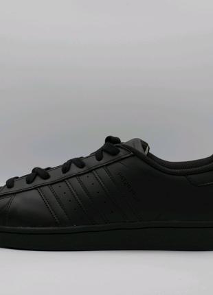 Кроссовки Adidas Superstar All Black