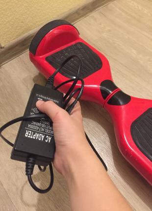 Гироскутер красный