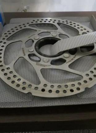 Тормозной диск,роторShimano DEORE XT SM-RT53 Brake Rotors 160м...