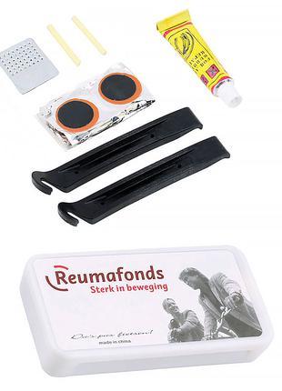 Ремонтный набор для камер велосипеда шин колёс ремнабор латки