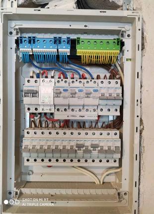 Професійні послуги електрика