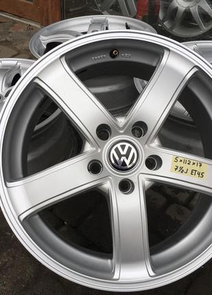 5 112 R17 Volkswagen Passat Audi Skoda Seat Mercedes