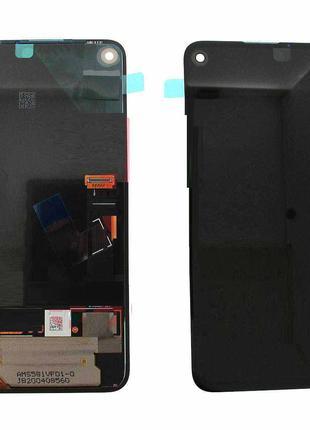 Оригинальный AMOLED дисплей для Google Pixel 4a