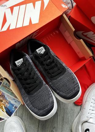 Nike air force ultra 1 flykn*t low dark grey