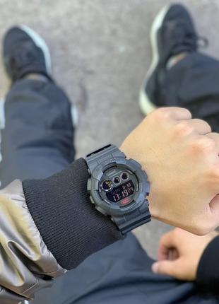 Мужские Наручные Часы Casio G-Shock GD-120MB-1ER | Касио Джишок