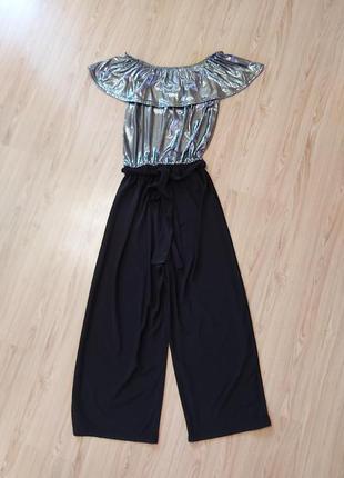 Стильный комбинезон, штаны