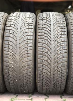 Зимняя резина 265/65 R17. Michelin Latitude Alpin LA2