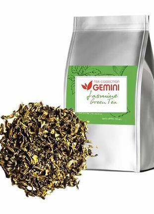 Чай зеленый рассыпной Gemini Tea Collection с жасмином