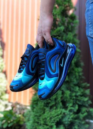 Nike Air Max 720 (синие с голубым)