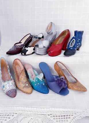 Туфельки коллекционные Just the right shoe