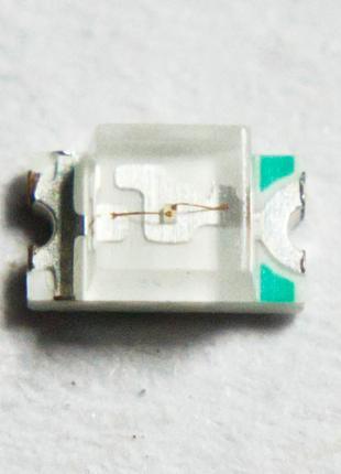 100шт. Светодиод LED smd 0805 красный, зеленый, синий
