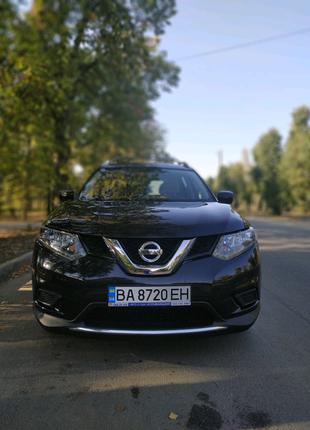 Nissan Rogue 2016 газ/бензин
