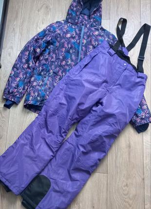 Новый фирменный лыжный комбинезон CRIVIT PRO куртка + штаны