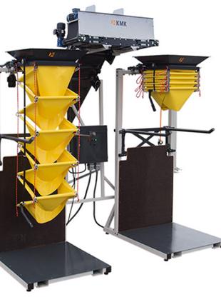 Каскадний наповнювач NB – це універсальне обладнання для наповнен