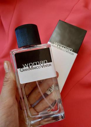 Женская туалетная вода woman gian marco venturi - 100 мл