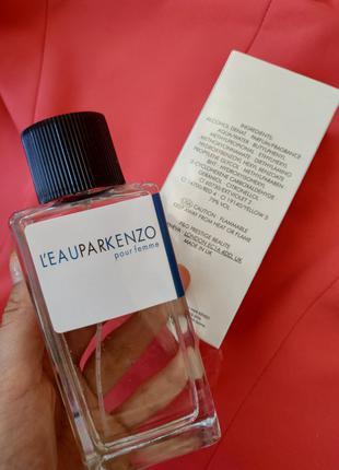 Женская туалетная вода L'Eau Par Pour Femme Кenzo - 100 мл
