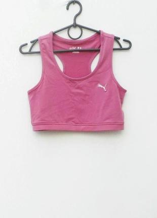 Спортивный топ женская спортивная одежда puma