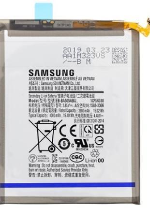 Аккумулятор для Samsung Galaxy A20 A30 A50 EB-BA505ABU 4000 mAh