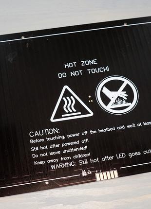 Нагреватель 24V алюминиевый для 3D принтера