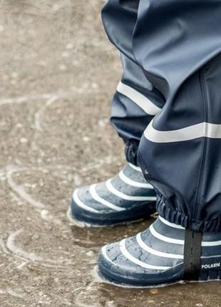 Теплые на легкую и грязную  зиму штаны- грязепруфы на 3-4 годи...