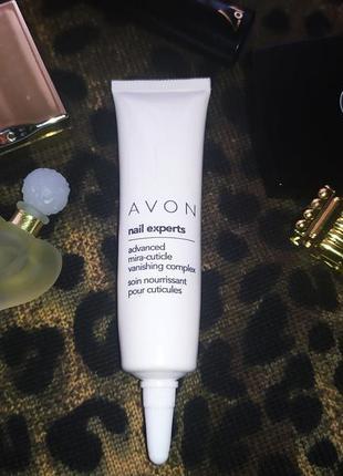 Avon nail experts крем комплекс для ухода, смягчения кутикулы