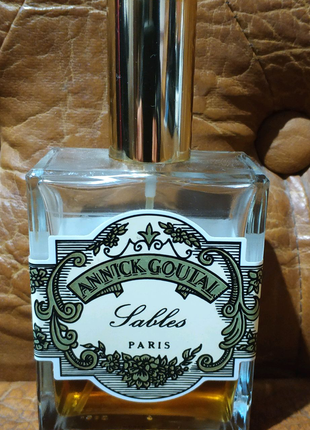 Т/А вода Annick Goutal Sables
