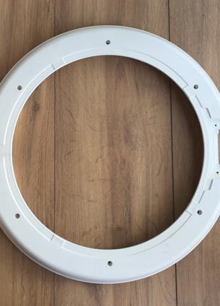 Обечайка люка стиральной машины Indesit оригинал 148026042 (б.у)