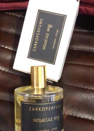 Парфюмерная вода zarkoperfume molecule no.8, тестер