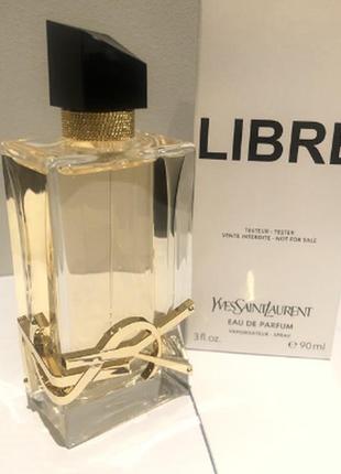 Yves saint laurent libre парфюмированная вода, тестер