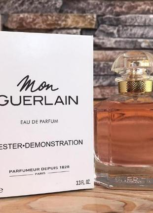 Guerlain mon guerlain sensuelle парфюмированная вода, тестер