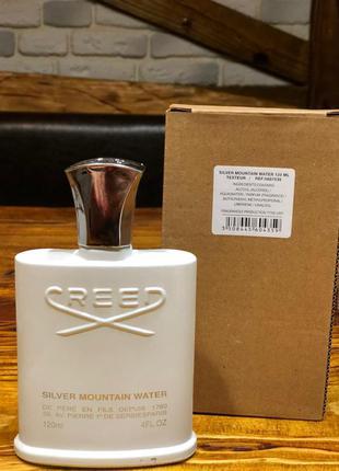 Creed silver mountain water парфюмированная вода, тестер