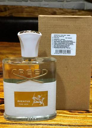 Creed aventus for her парфюмированная вода, тестер