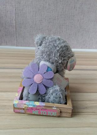 Ведмедик Тедді Me to You з квіткою Friends Forever Carte Blanche
