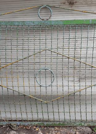 Забор, калитка, ворота