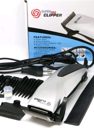 Машинка для стрижки Super Pro Clipper SP-4601